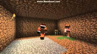 Minecraft Türk Filmi | Lanet Peşinde - Part 1