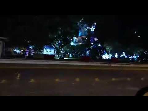 Praça General Osório Em Dom Pedrito RS