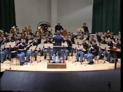 Omaggio a Bellini (Part 2) (S. Mercadante) (Banda dell'Esercito)