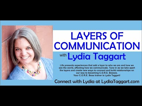 Layers of Communication 30 Teen Suicide Prevention with Melanie Brown