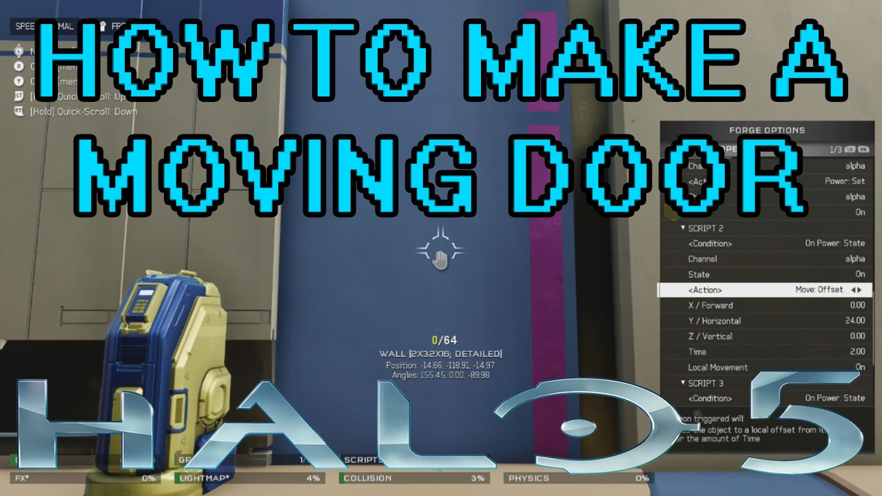 halo 5 how to make darkness