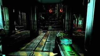 Doom3 - Getting your spine ripped from your torso. Not cool.