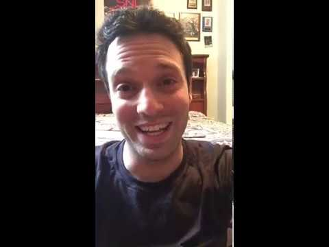 A message from Jake Epstein