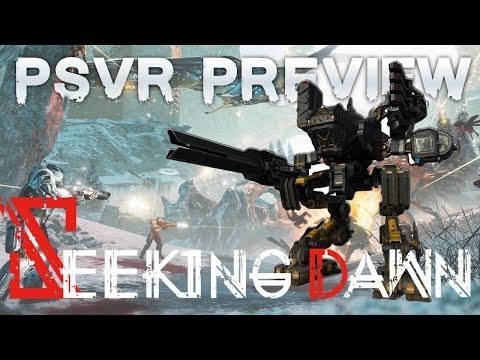 Seeking Dawn (PSVR, Rift, Vive) preview | The most ambitious VR game ever