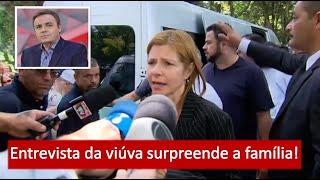 GUGU LIBERATO: VIÚVA DÁ ENTREVISTA E SURPREENDE A FAMÍLIA...