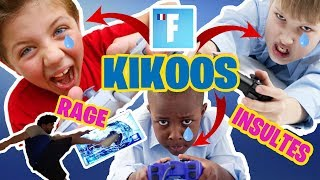 KIKOOS ME TRAITENT OF CHEATER AND RAGENT ON FORTNITE BATTLE ROYALE!!
