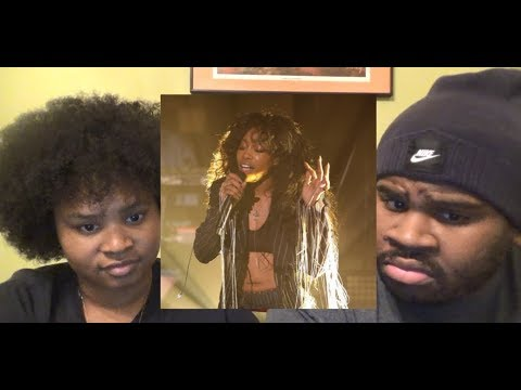 SZA - LOVE GALORE FT TRAVIS SCOTT LIVE @ THE JIMMY FALLON SHOW - REACTION
