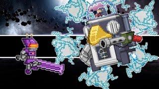 Starbound Boss Guide   Shockhopper Mech (Melee/Best)