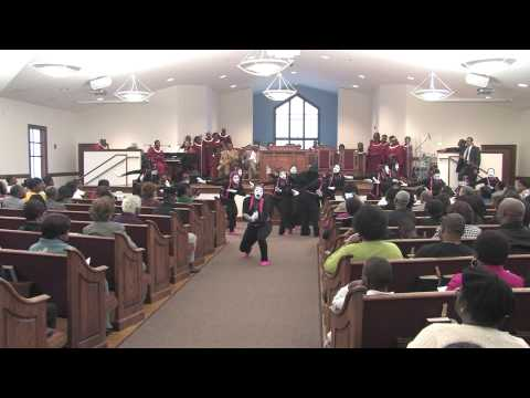 I Told The Storm - CGBC Silent Expressions Mime Ministry