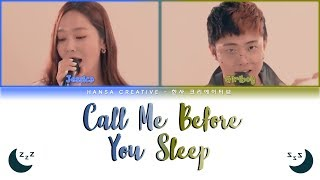 Jessica (제시카) ft. Giriboy - 'Call Me Before You Sleep' Lyrics Color Coded (Han/Rom/Eng)