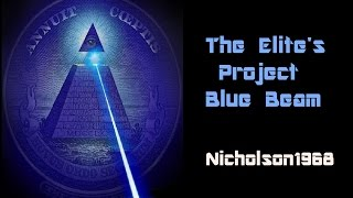 The Real Reason for Chemtrails-NWO's Project Blue Beam-Extended Version