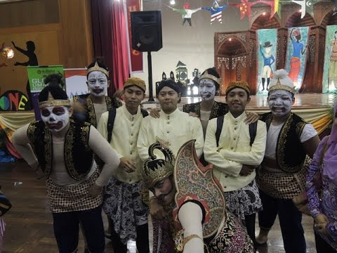 Indonesia Cultural Performance in Global Ummatic Festival (GUF) 2014