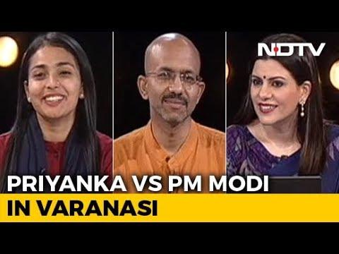 Should Priyanka Gandhi Vadra Contest Varanasi?