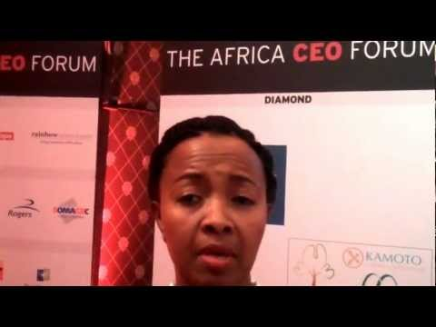 Marieme Jamme interviewed Wendy Luhabe from the Women Private Equity Fund