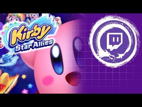 Kirby Star Allies   Casual Friday   Stream Four Star