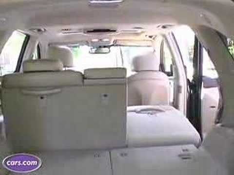 2007 Hyundai Veracruz: Cars.companion/ Cargo and Storage