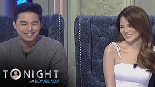TWBA: McLisse, in a relationship?