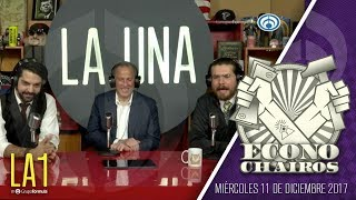 #LA1 - Entrevista con José Antonio Meade - Econochairos - @rikymoreno @AntonioAttolini