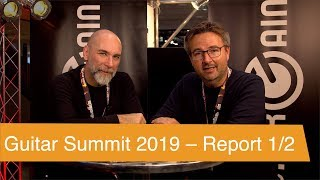 Gambar cover Guitar Summit Report Teil 1 - SUPERGAIN TV 35
