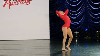 """Emerge Resolution"" - Jenna Meilman, Westchester Dance Academy, teen contemporary solo, Top 10, Best Dancer competition, The Dance Awards Orlando, ..."