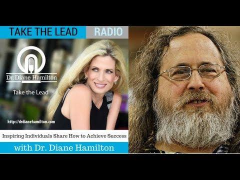Dr  Diane Hamilton Interviews Richard Stallman