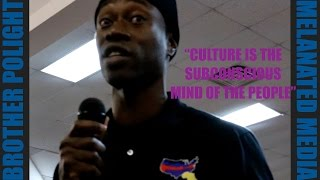 BROTHER POLIGHT speaks on marriage as a business and the subconscious mind