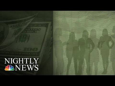 Universal Basic Income Tested In Jackson, MS To Help African American Women | NBC Nightly News