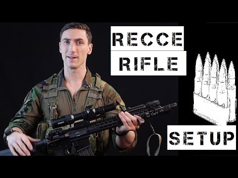 Recce Rifle / Short & Long Range Patrol Rifle setup
