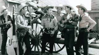 Roy Rogers & Sons Of The Pioneers - Tumbling Tumbleweeds
