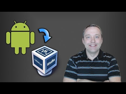 How To Install Android On Virtualbox