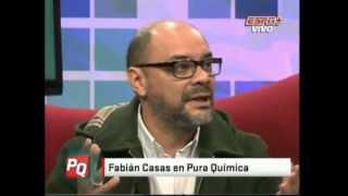 Fabian Casas en Pura Quimica (24-04-2012)