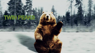 "Twin Peaks 2017 trailer for deep meditation / трейлер ""Твин Пикс 2017"""
