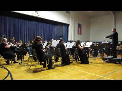 Jamee Wind Symphony from MLC at Lakeside Lutheran High School