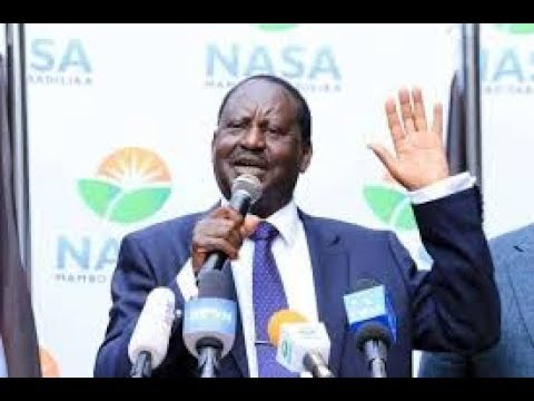 Push for reforms:  NASA's big announcement strategy