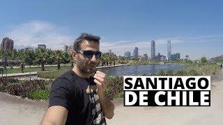 OFF z Santiago de Chile - Mordor, trzęsienie ziemi i kolekcja 300 aut...