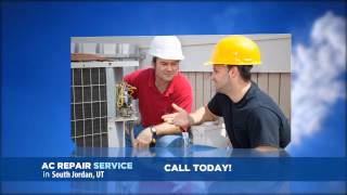 24 Hour Emergency AC Repair South Jordan UT. Call (801) 506-6211