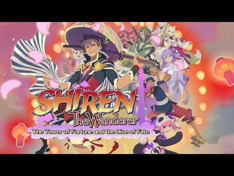 Shiren the Wanderer: The Tower of Fortune and the Dice of Fate – Overview Trailer