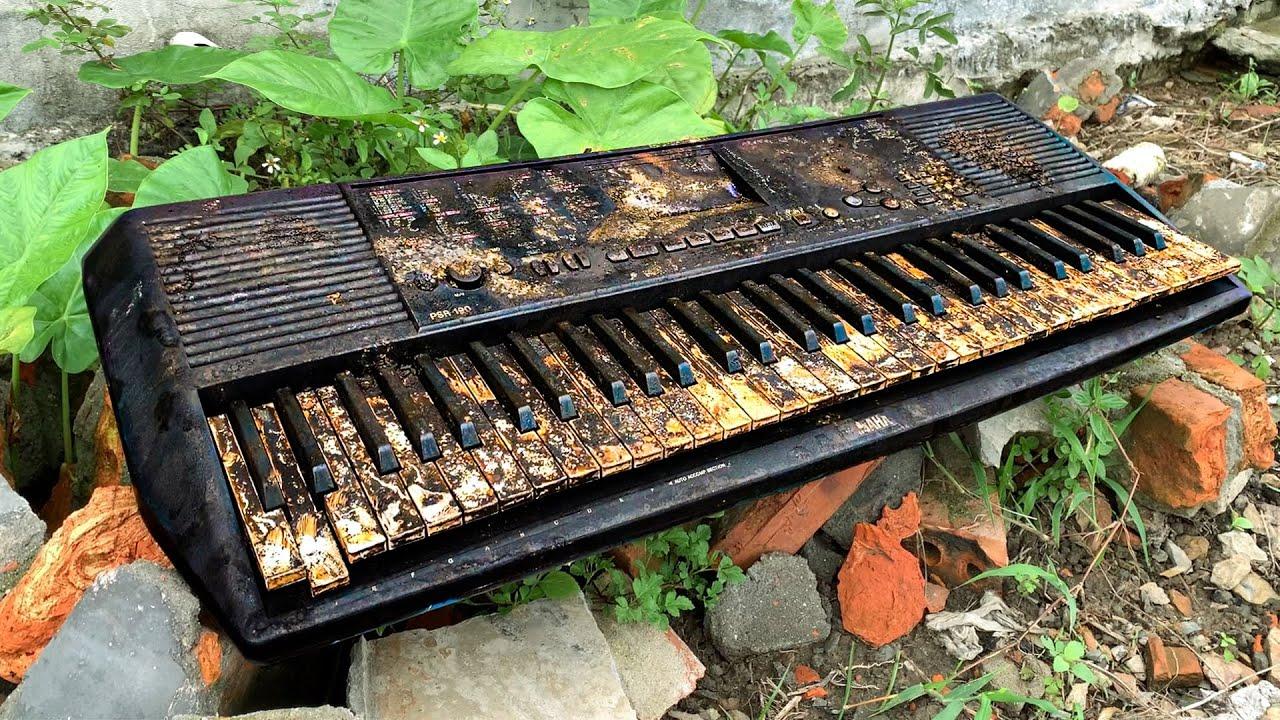 Restoration Digital Piano YAMAHA   Restoring electric piano professional