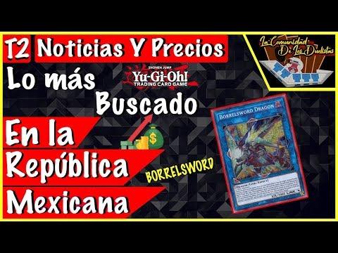 Yu-Gi-Oh! Noticias y Lo más buscado en la República Mexicana del 12 al 18 de Marzo del 2019