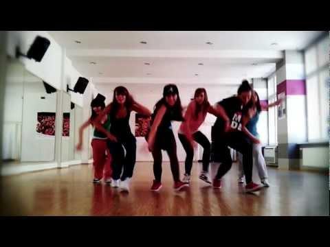KASIA JUKOWSKA || Diana King - shy guy (dancehall mix), workshops