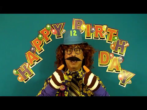 Happy Birthday 12 Years Song Youtube