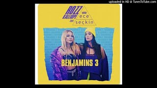 Ece Seçkin ft. Rozz Kalliope - Benjamins 3 (Erim Arslan Remix)