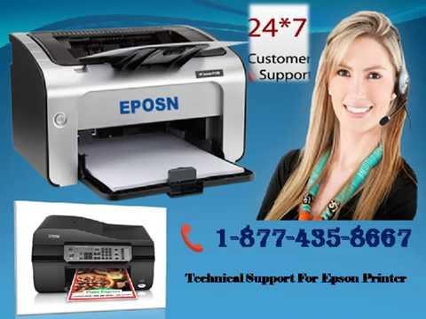 Epson Printer Driver |1-877-435-8667| Epson Priter Customer Support