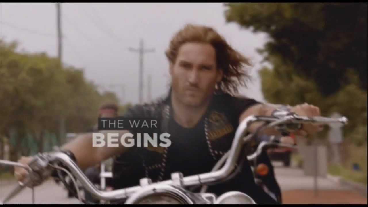 Download Bikie Wars: Brothers in Arms (2012) Official Sneak Peek Trailer HD