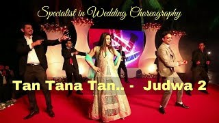 Tan Tana Tan Tan Taara | Group Dance Performance | Wedding Dance Choreography | DX Dance Xtreme