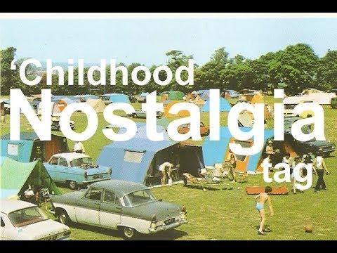 Childhood nostalgia tag! A response.