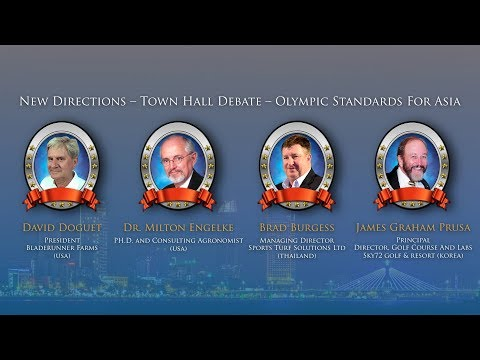 APGS 2017 - Town Hall Debate – Olympic Standards For Asia