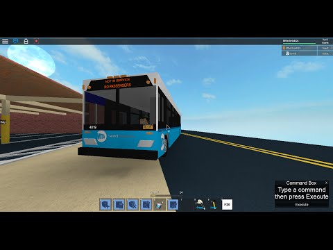 NYCTA Bus: Not-In-Service 2009 Orion VII NG Hybrid [#4019] @ Yukon Bus Depot