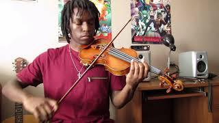 Marshmello ft. Khalid - Silence (Violin Cover)