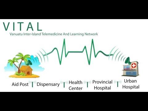 Please Vote for Vanuatu's Telemedicine Pilot Project